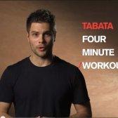 4-Minute-Töne Tabata Ausbildung Brust und Trizeps [Video]